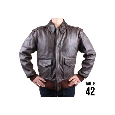 BLOUSON PILOTE A2 TAILLE 42