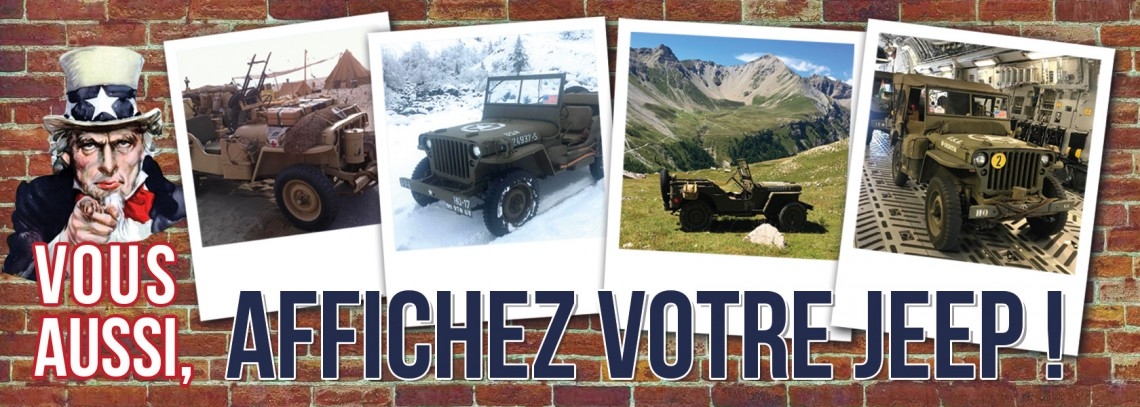 Vos photos de Jeep MB, GPW et M201 !