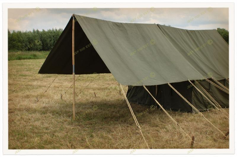 fly de tente small wall complet divers militaria us. Black Bedroom Furniture Sets. Home Design Ideas